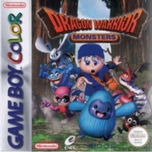 Dragon Warrior Monsters - Game Boy