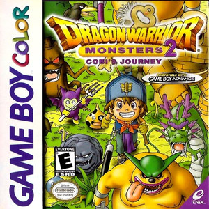 Dragon Warrior Monsters 2 Cobi's Journey