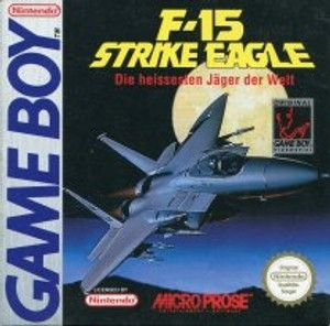F-15 Strike Eagle - Game Boy
