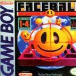 Faceball 2000 - Game Boy