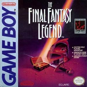 Final Fantasy Legend - Game Boy