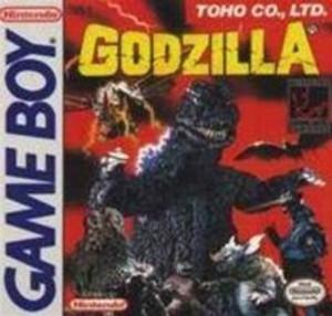 Godzilla - Game Boy