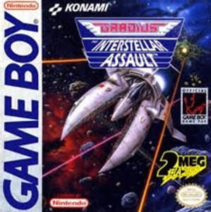 Gradius Interstellar Assault - Game Boy
