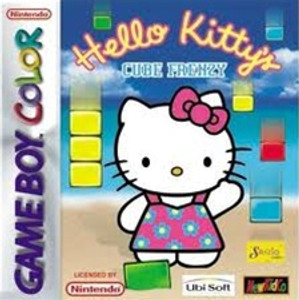 Hello Kitty's Cube Frenzy - Game Boy