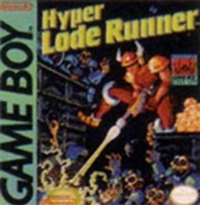 Hyper Lode Runner - GameBoy Game