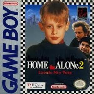 Home Alone 2 - Game Boy