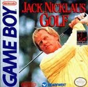 Jack Nicklaus Golf - Game Boy