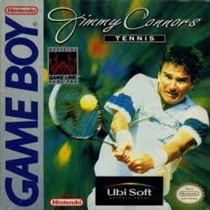 Jimmy Connors Tennis - Game Boy