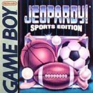 Jeopardy! Sports Edition - Game Boy