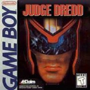 Judge Dredd - Game Boy