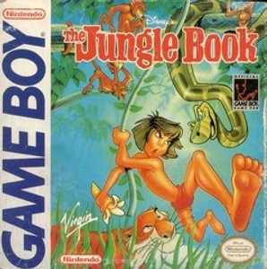 Jungle Book, Disney's - Game Boy