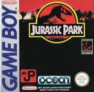 Jurassic Park - Game Boy