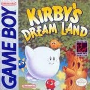 Kirby's Dream Land - Game Boy