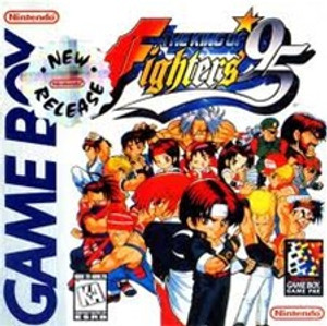 King of Fighters 95 - Game Boy