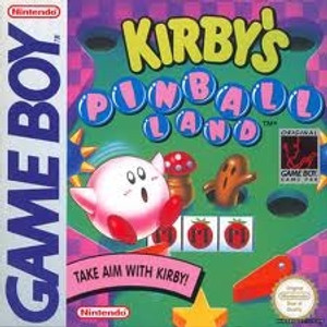 Kirby's Pinball Land - Game Boy