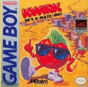 Kwirk - Game Boy