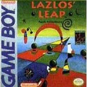 Lazlos' Leap - Game Boy