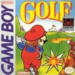 Golf - Game Boy