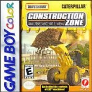 Matchbox Construction Zone - Game Boy
