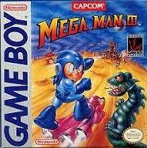 Mega Man lll - Game Boy