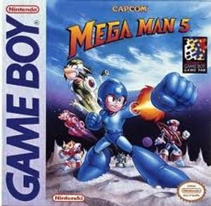 Mega Man V - Game Boy