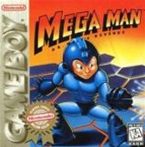 Mega Man: Dr. Wiley's Revenge - Game Boy