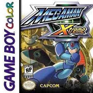 Mega Man Xtreme - Game Boy Color