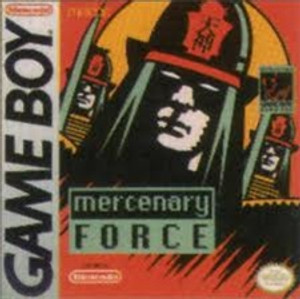Mercenary Force - Game Boy