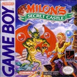 Milon's Secret Castle - Game Boy