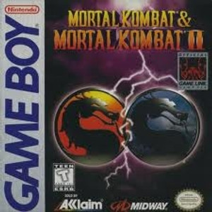 Mortal Kombat I & II - Game Boy