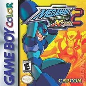 Mega Man Xtreme 2 - Game Boy Color