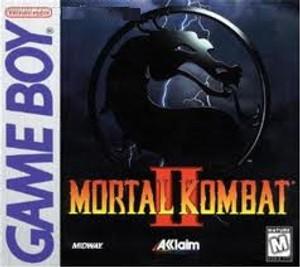 Mortal Kombat II (2) - Game Boy