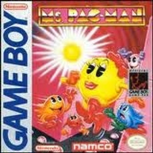 Ms. Pac-Man - Game Boy