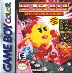 Ms. Pac-Man Special Color Edition - Game Boy
