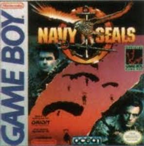 Navy Seals - Game Boy