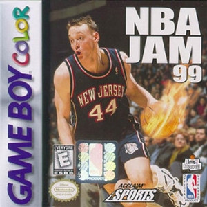 NBA Jam 99 - Game Boy