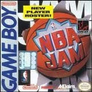 NBA Jam - Game Boy
