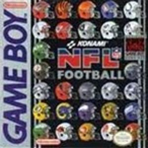 NFL Football - Game Boy