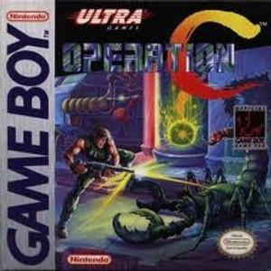 Operation C - Game Boy