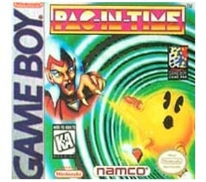 Pac In Time - Game Boy