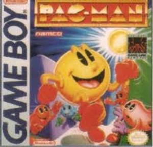 Pac-Man - Game Boy