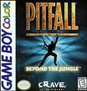 Pitfall Beyond the Jungle - Game Boy
