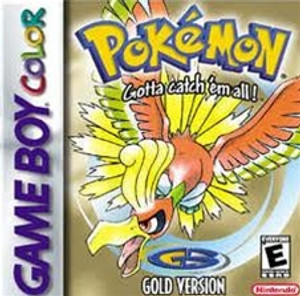 Pokemon Gold - Game Boy
