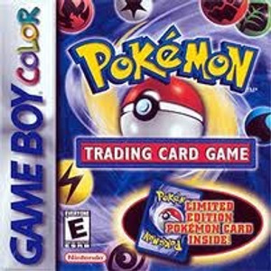 Pokemon Trading Card Game - Game Boy