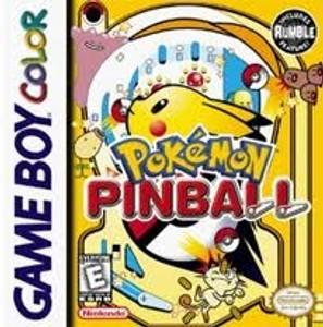 Pokemon Pinball - Game Boy