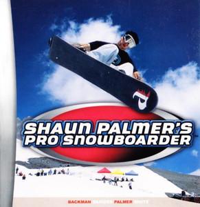 Shaun Palmer's Pro Snowboarder - Game Boy