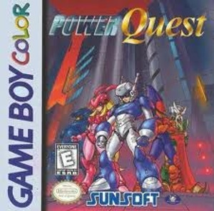 Power Quest - Game Boy Color