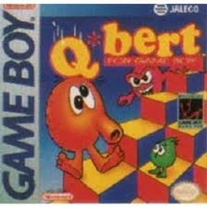 Q*Bert - Game Boy