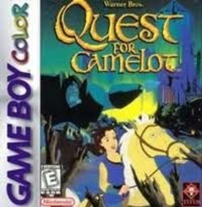 Quest For Camelot - Game Boy