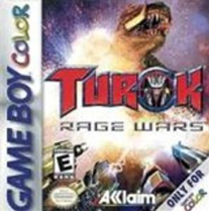 Turok Rage Wars - Game Boy Color